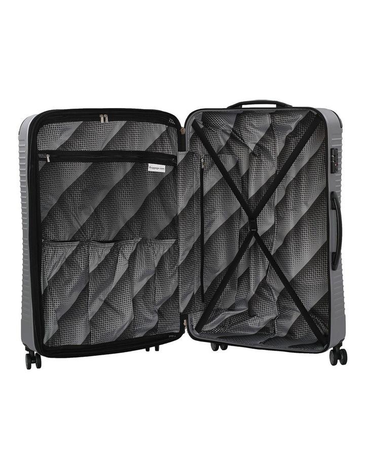 Intersection hardside 79cm Suitcase Grey image 5