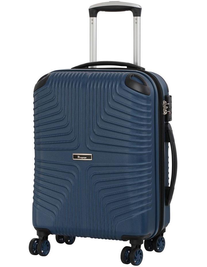 Intersection hardside 55cm Suitcase Blue image 1
