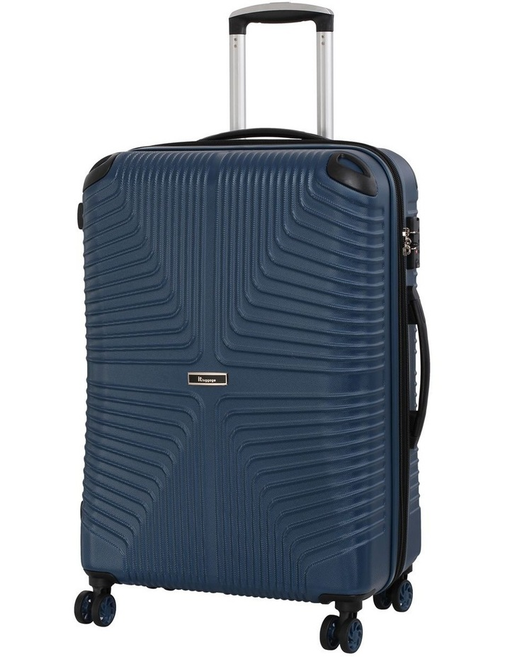Intersection hardside 69cm Suitcase Blue image 1