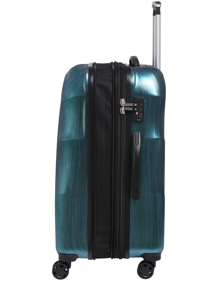 Momentum hardside 56cm Suitcase Blue image 2