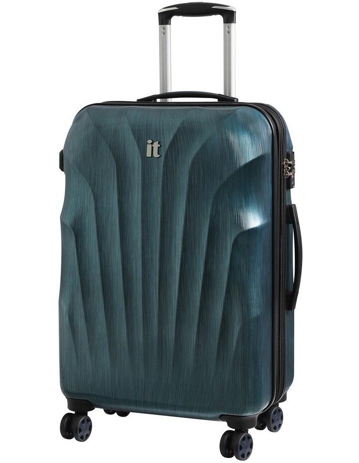 Momentum hardside 70cm Suitcase Blue image 1