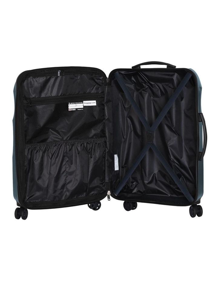 Momentum hardside 70cm Suitcase Blue image 5