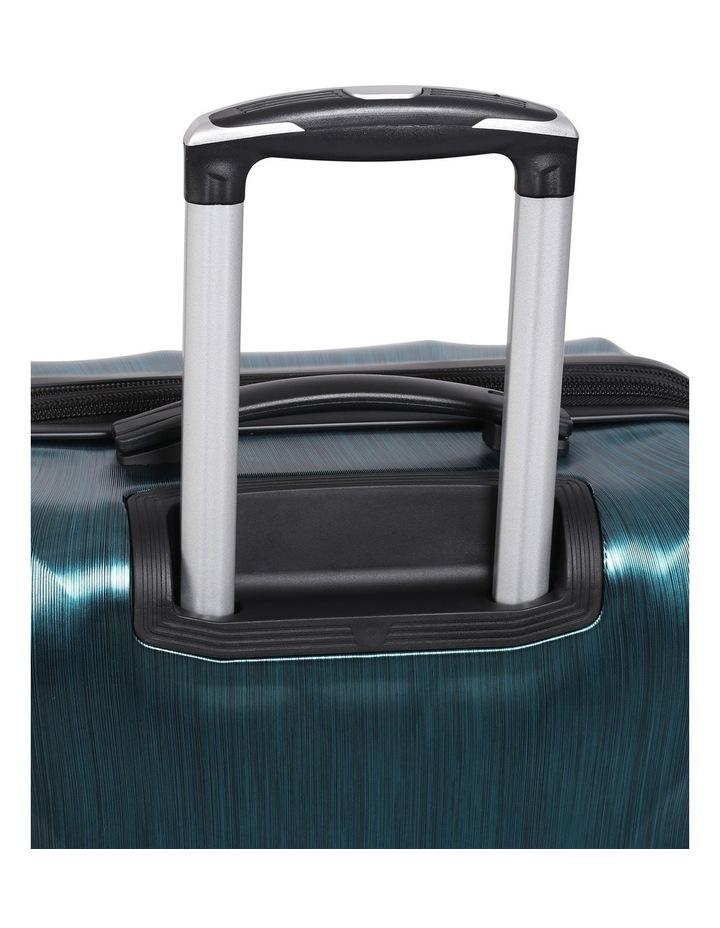 Momentum hardside 80cm Suitcase Blue image 3