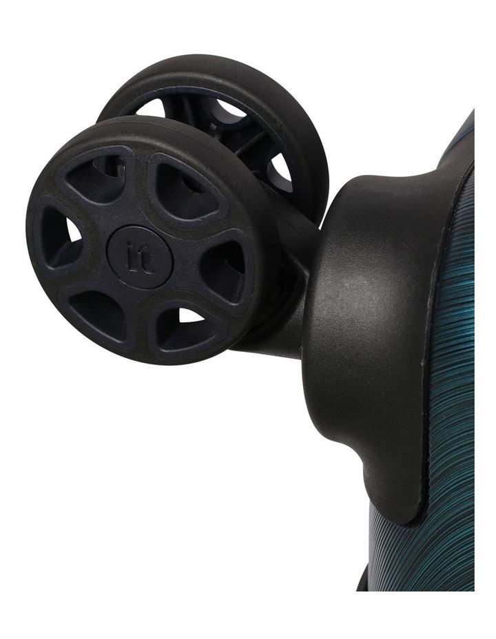 Momentum hardside 80cm Suitcase Blue image 4