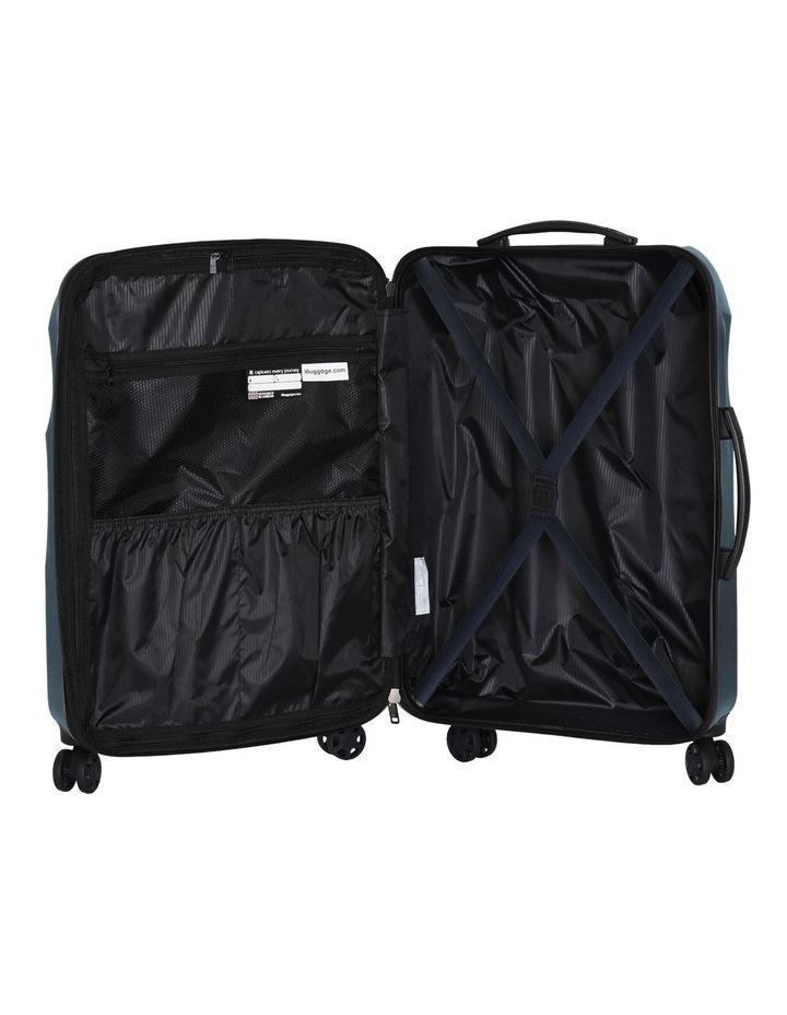 Momentum hardside 80cm Suitcase Blue image 5