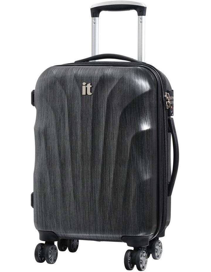 Momentum hardside 56cm Suitcase Charcoal image 1