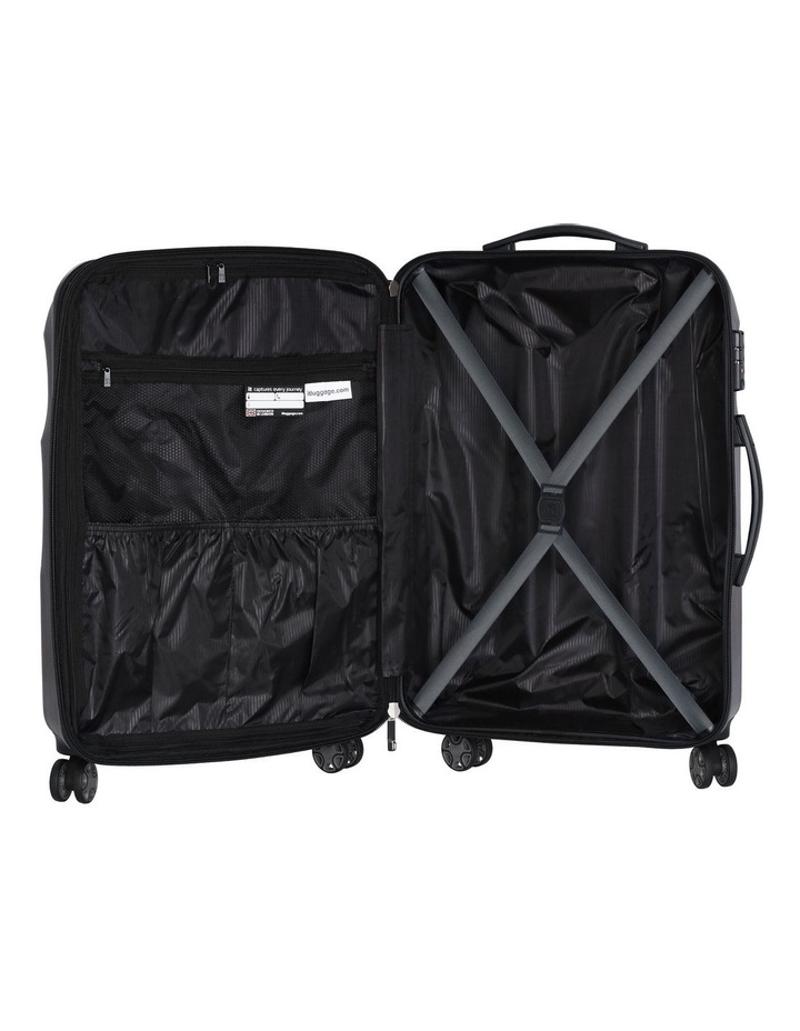 Momentum hardside 56cm Suitcase Charcoal image 3