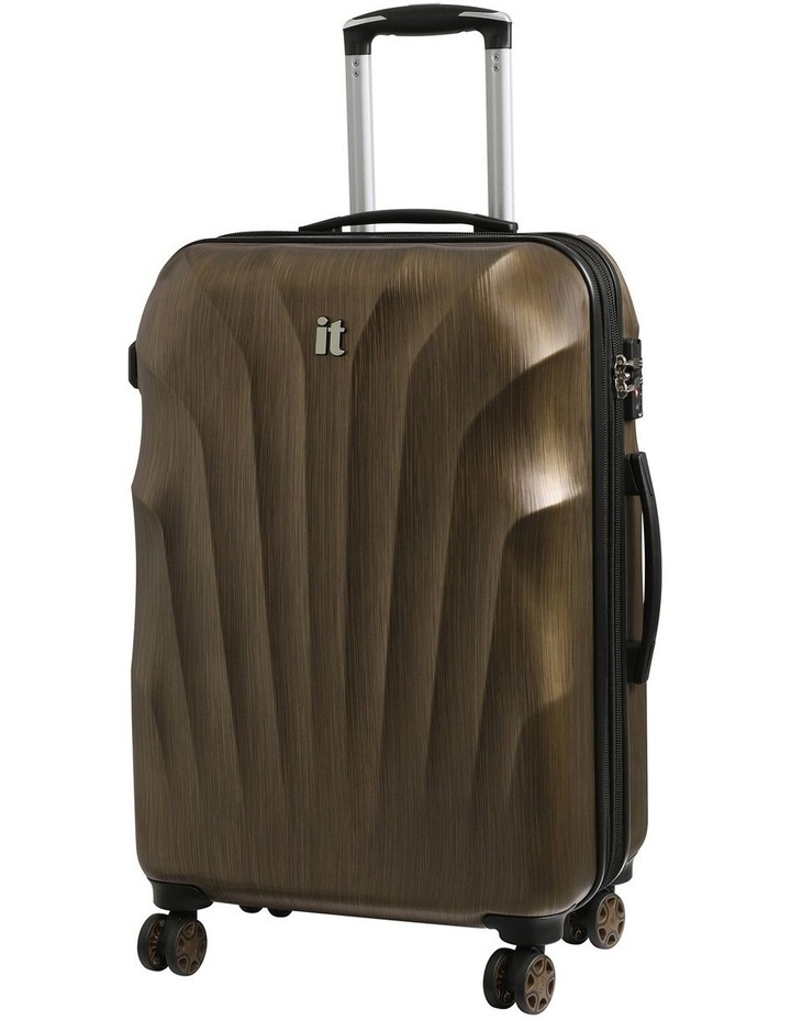 Momentum hardside 70cm Suitcase Gold image 1