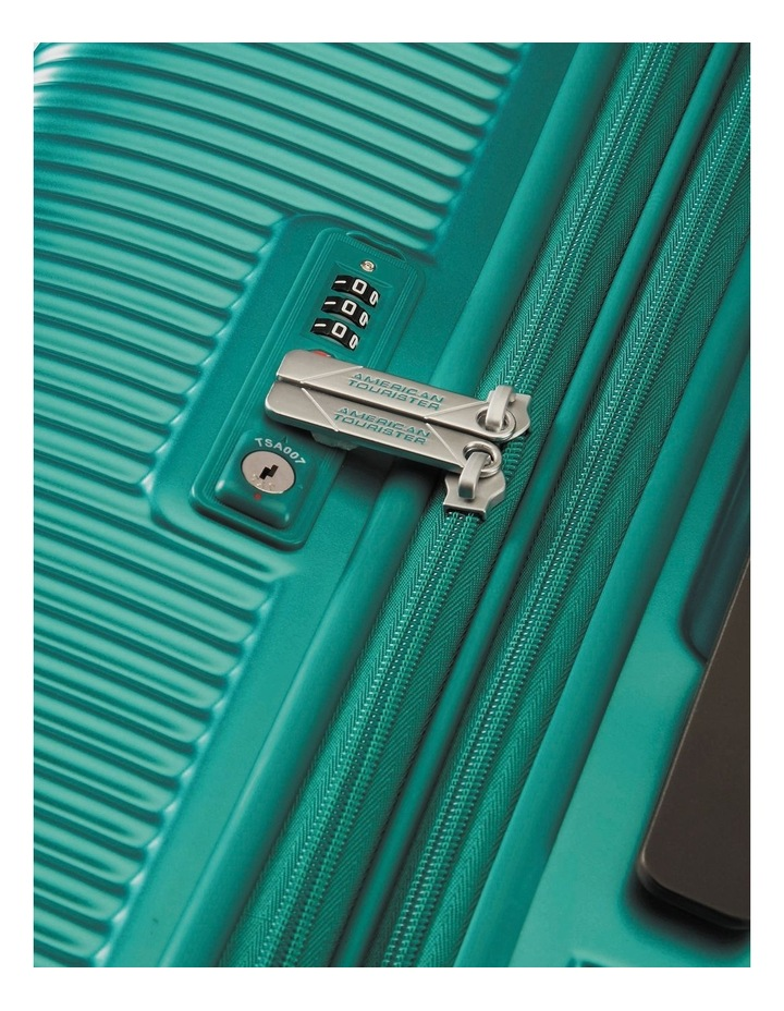 Modern Dream Hard Spin Case 55cm Emerald Green  2.8kg image 6