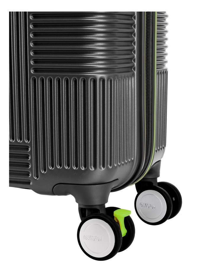 Velton Hard Spin Expandable Large: Black/Lime Green: 81cm: 4.9kg image 4