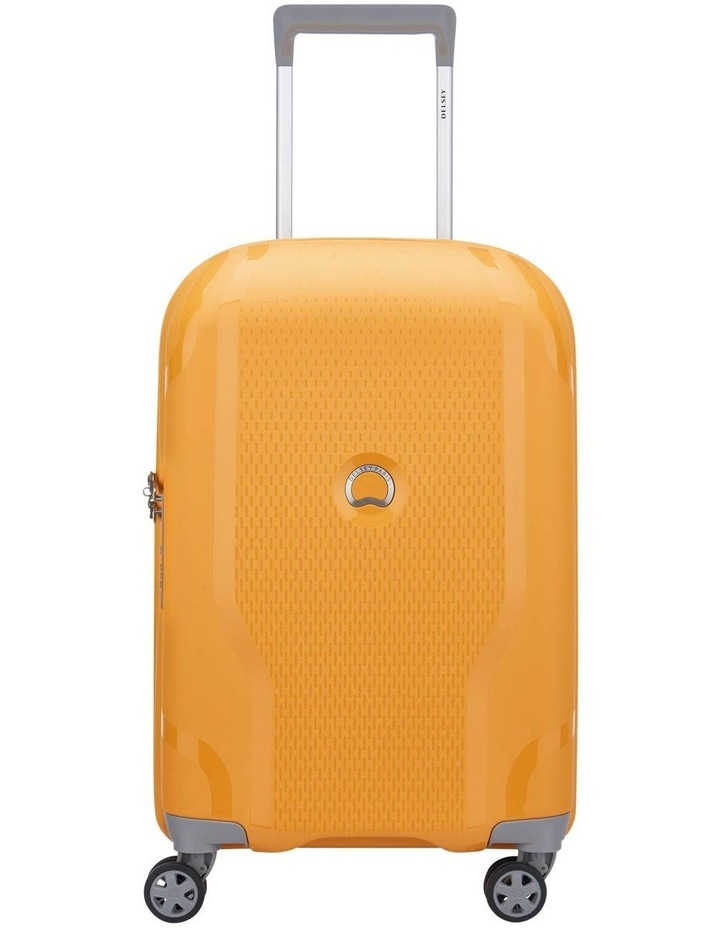 Delsey Clavel Hard Spinner Case 55cm Yellow image 1
