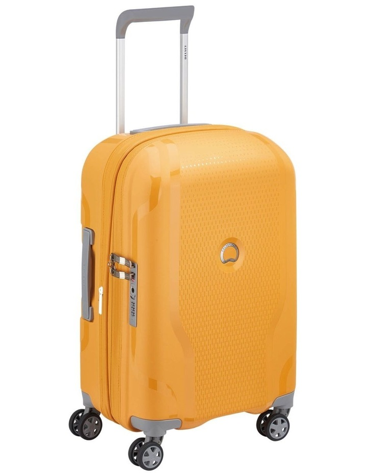 Delsey Clavel Hard Spinner Case 55cm Yellow image 2