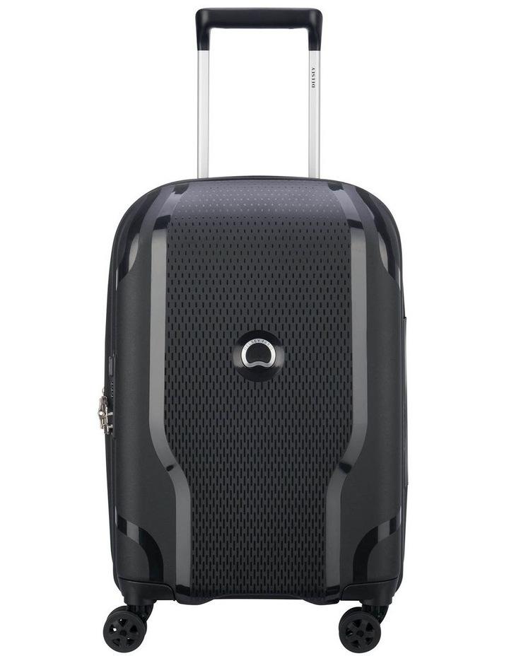 Delsey Clavel Hard Spinner Case 55cm Black image 1