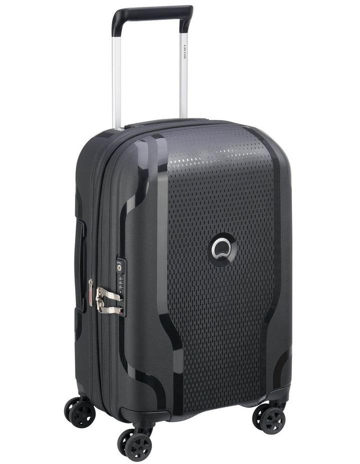 Delsey Clavel Hard Spinner Case 55cm Black image 2