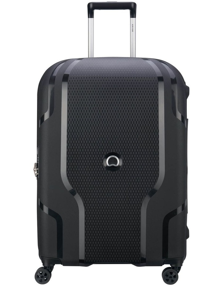 Delsey Clavel Hard Spinner Case 71Cm Black image 1