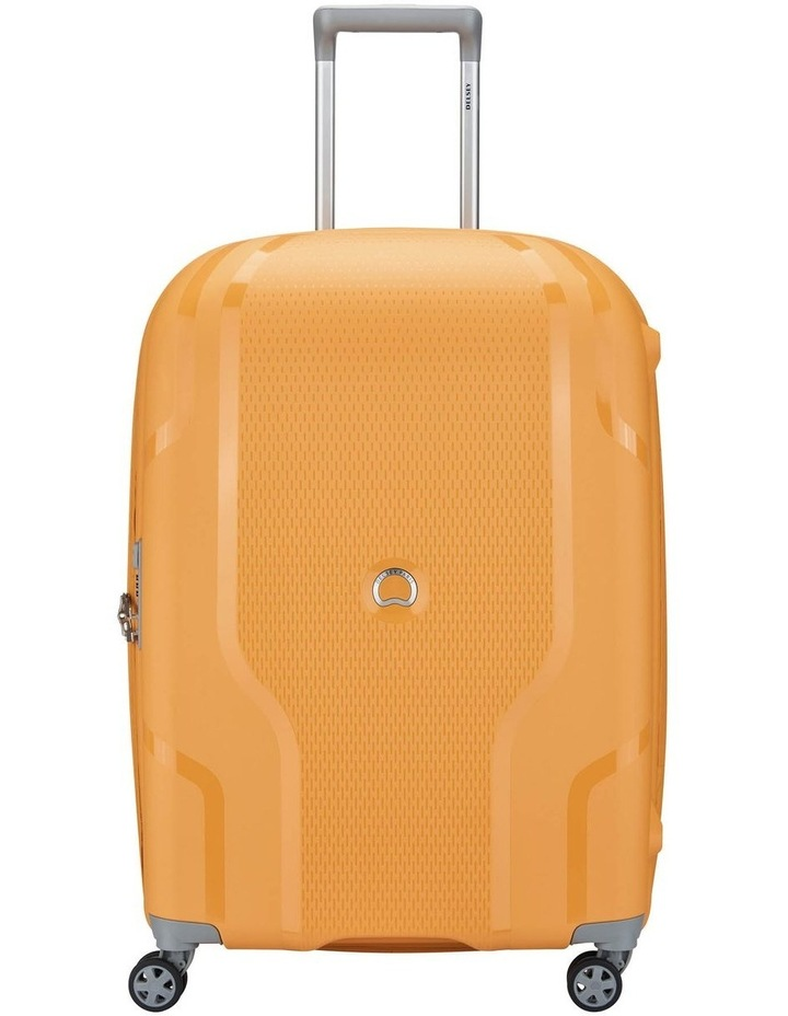 Delsey Clavel Hard Spinner Case 71Cm Yellow image 1
