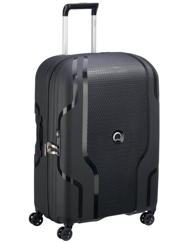 Delsey Clavel Hard Spinner Case 71Cm Black image 2