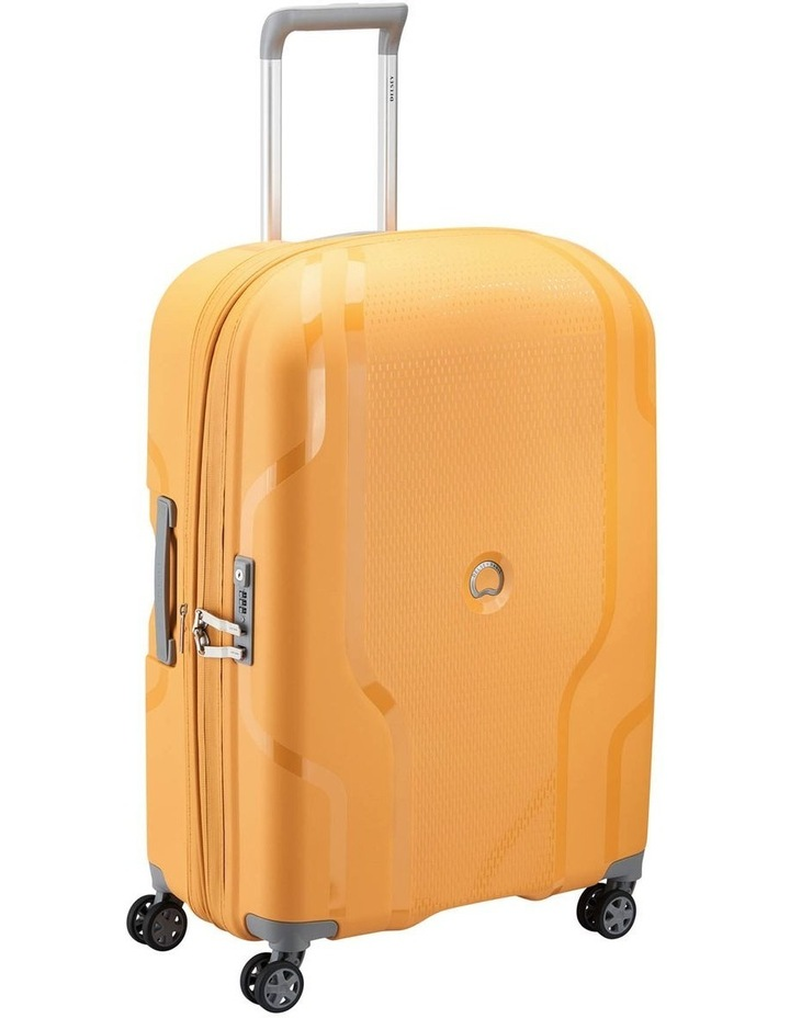 Delsey Clavel Hard Spinner Case 71Cm Yellow image 2