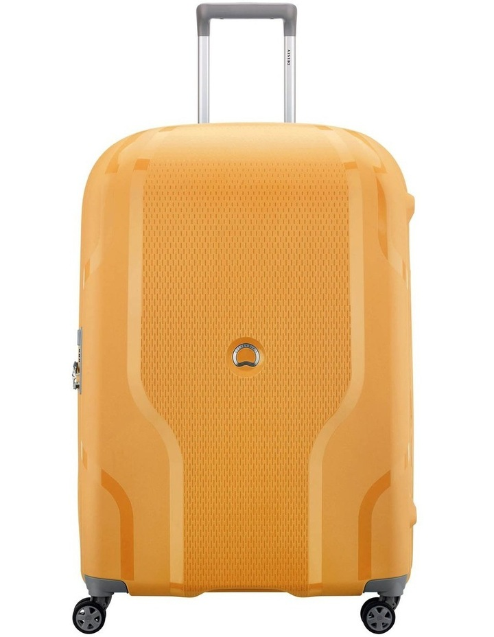 Delsey Clavel Hard Spinner Case 76Cm Yellow image 1