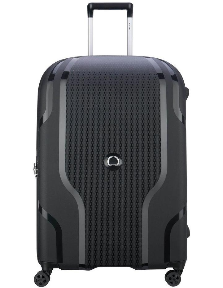 Delsey Clavel Hard Spinner Case 76Cm Black image 1