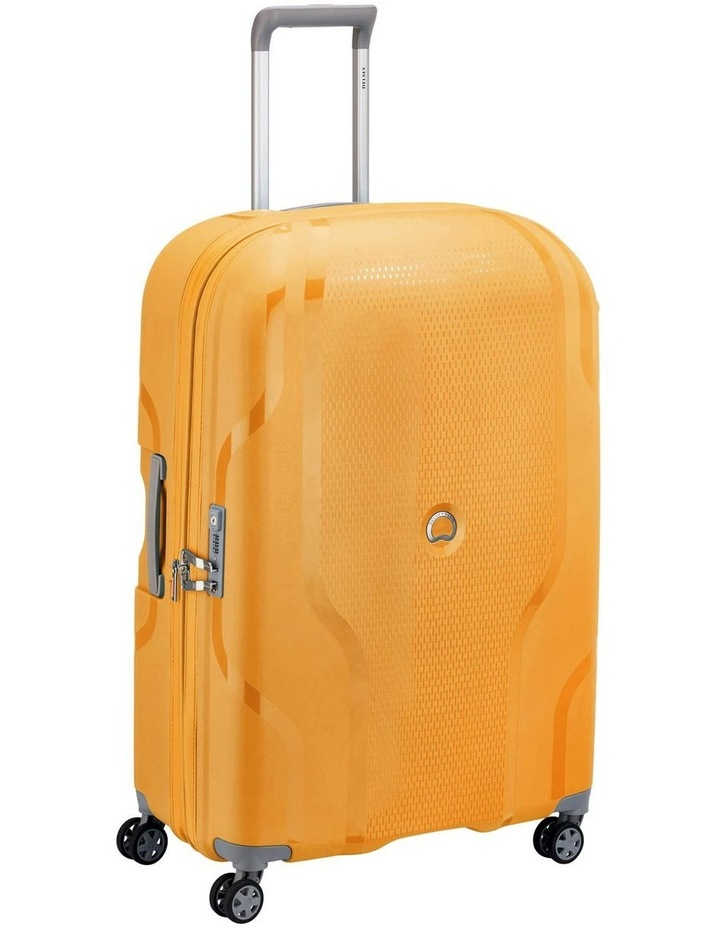 Delsey Clavel Hard Spinner Case 76Cm Yellow image 2
