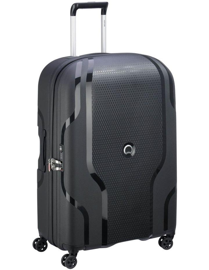 Delsey Clavel Hard Spinner Case 76Cm Black image 2