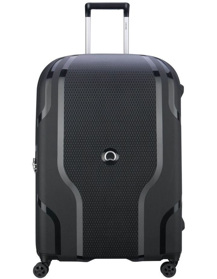 Delsey Clavel Hard Spinner Case 76Cm Black image 1