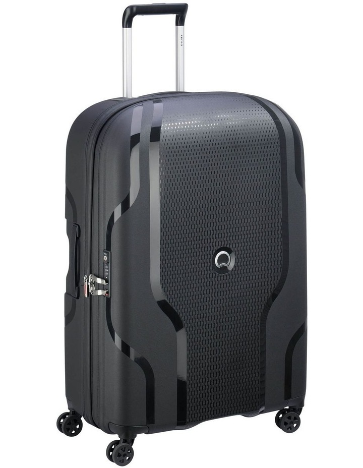 Delsey Clavel Hard Spinner Case 76Cm Black image 2