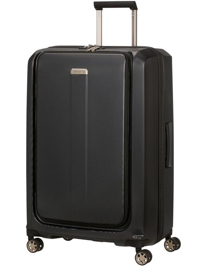 Prodigy Medium 75cm Hard Spinner Suitcase - Black image 1