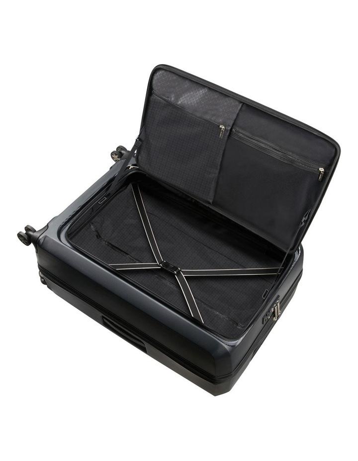 Prodigy Medium 75cm Hard Spinner Suitcase - Black image 2
