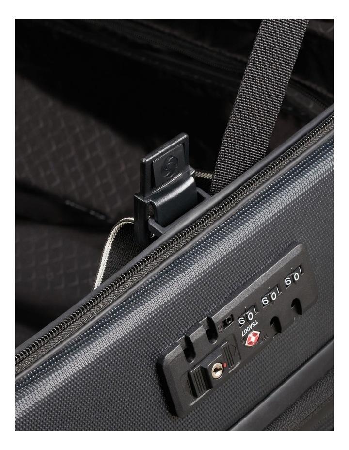 Prodigy Medium 75cm Hard Spinner Suitcase - Black image 4