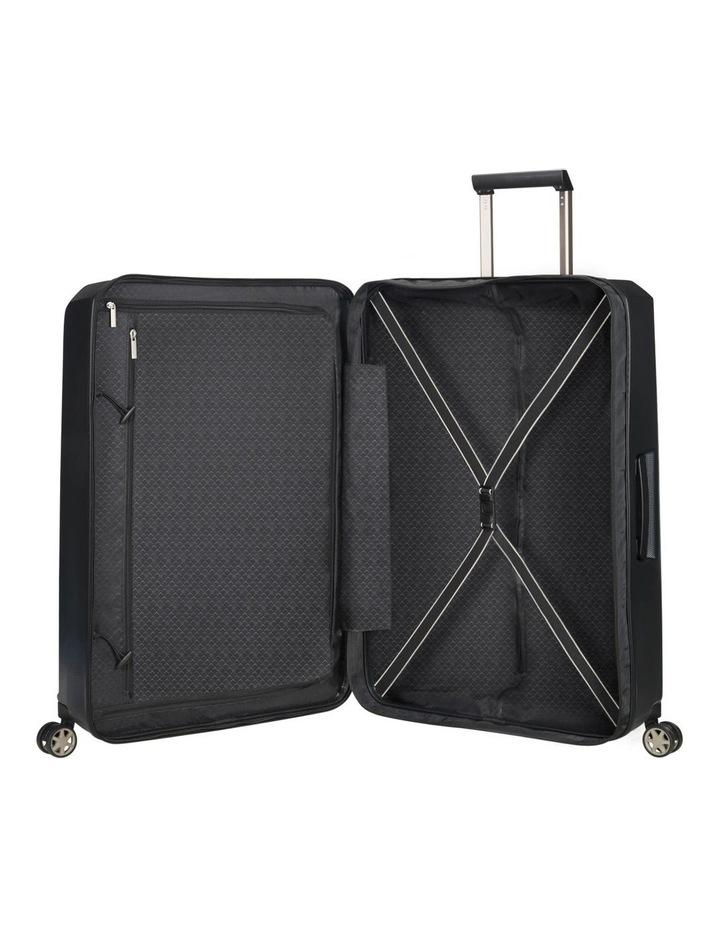 Prodigy Medium 75cm Hard Spinner Suitcase - Black image 5