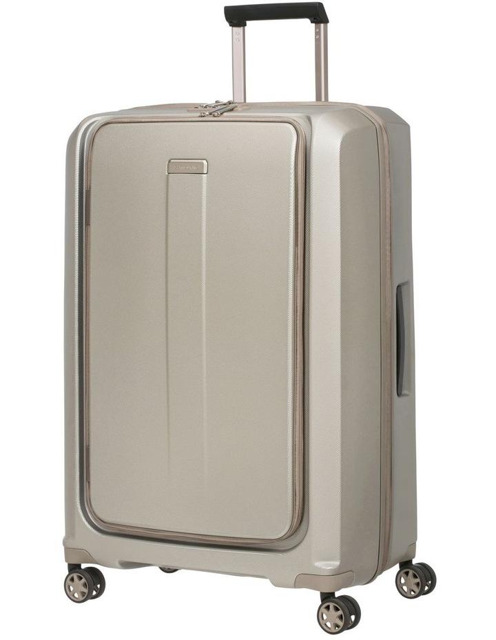 Prodigy Medium 75cm Hard Spinner Suitcase - Ivory Gold image 1