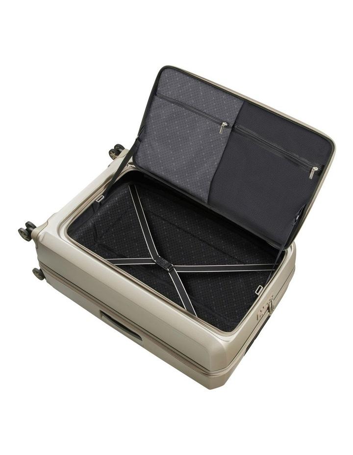 Prodigy Medium 75cm Hard Spinner Suitcase - Ivory Gold image 2