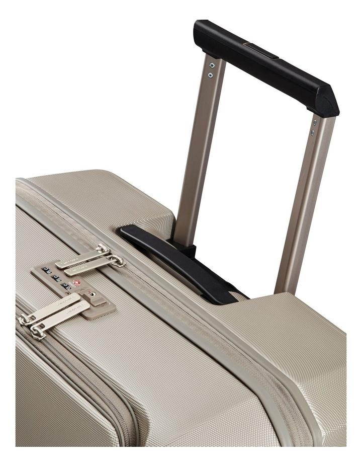 Prodigy Medium 75cm Hard Spinner Suitcase - Ivory Gold image 3