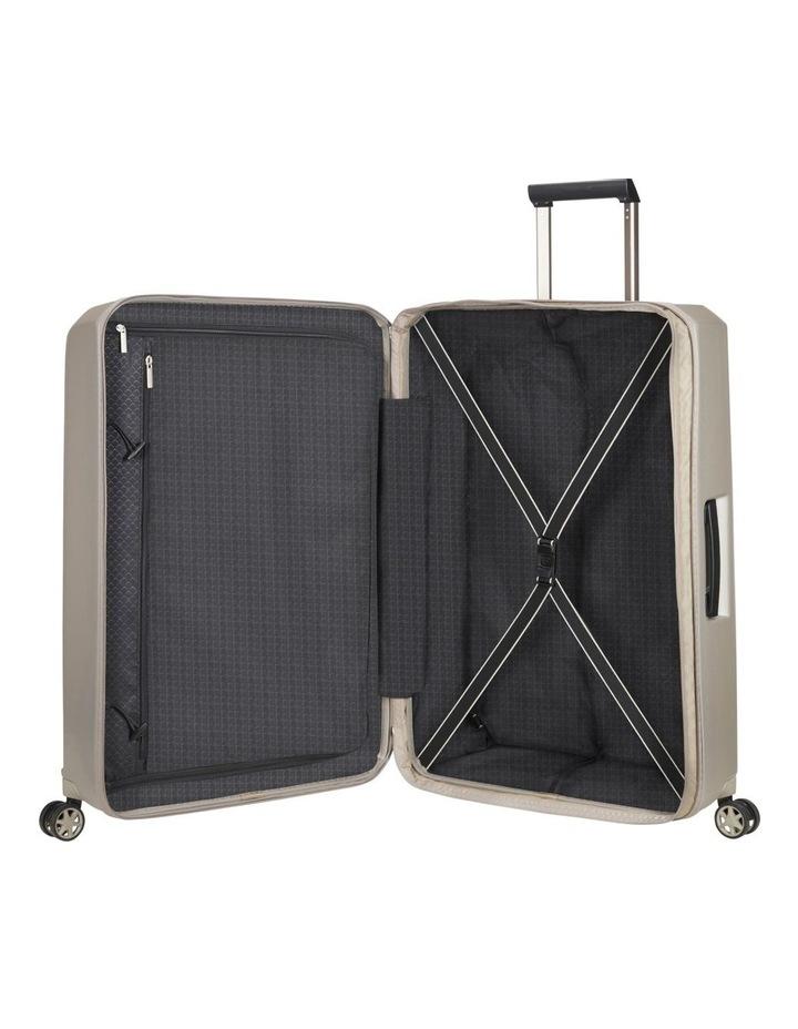 Prodigy Medium 75cm Hard Spinner Suitcase - Ivory Gold image 5