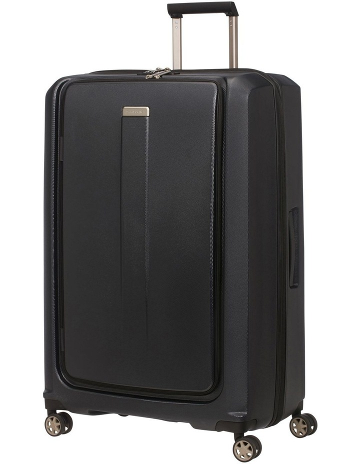 Prodigy Large 81cm Hard Spinner Suitcase - Black image 1