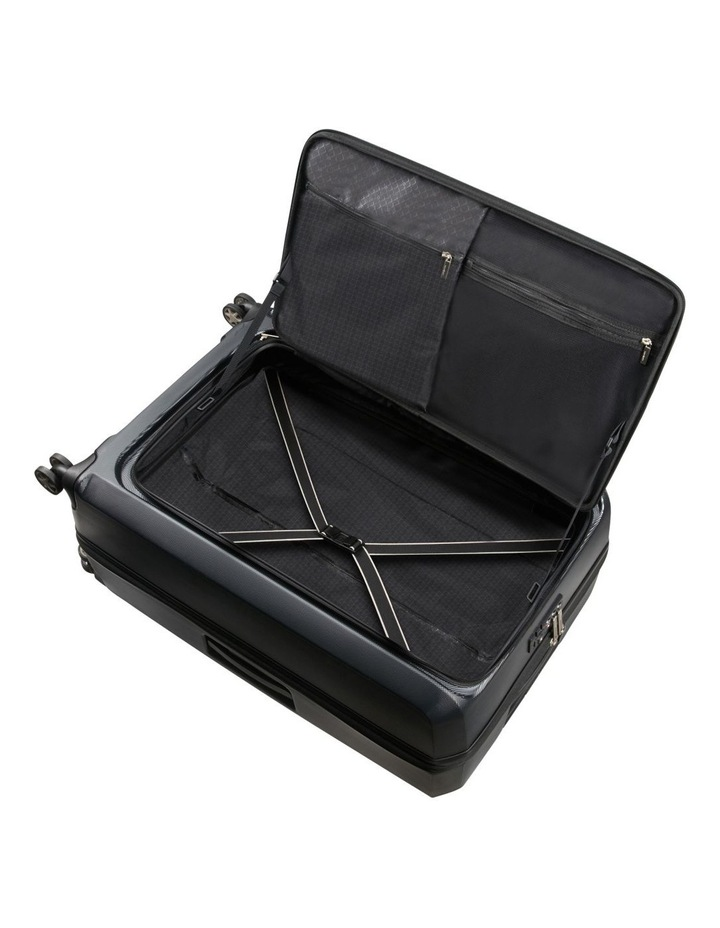Prodigy Large 81cm Hard Spinner Suitcase - Black image 2