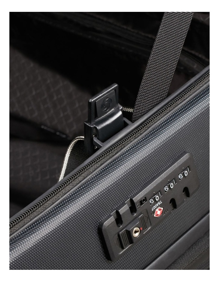 Prodigy Large 81cm Hard Spinner Suitcase - Black image 4