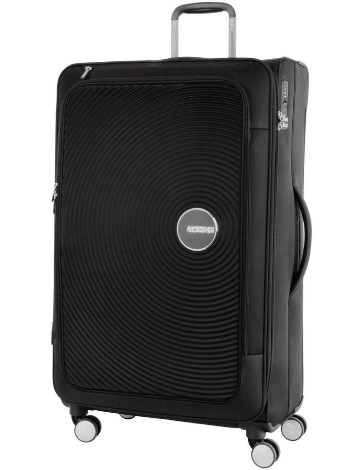 Curio SS Softside Spinner Case 81cm Black image 1