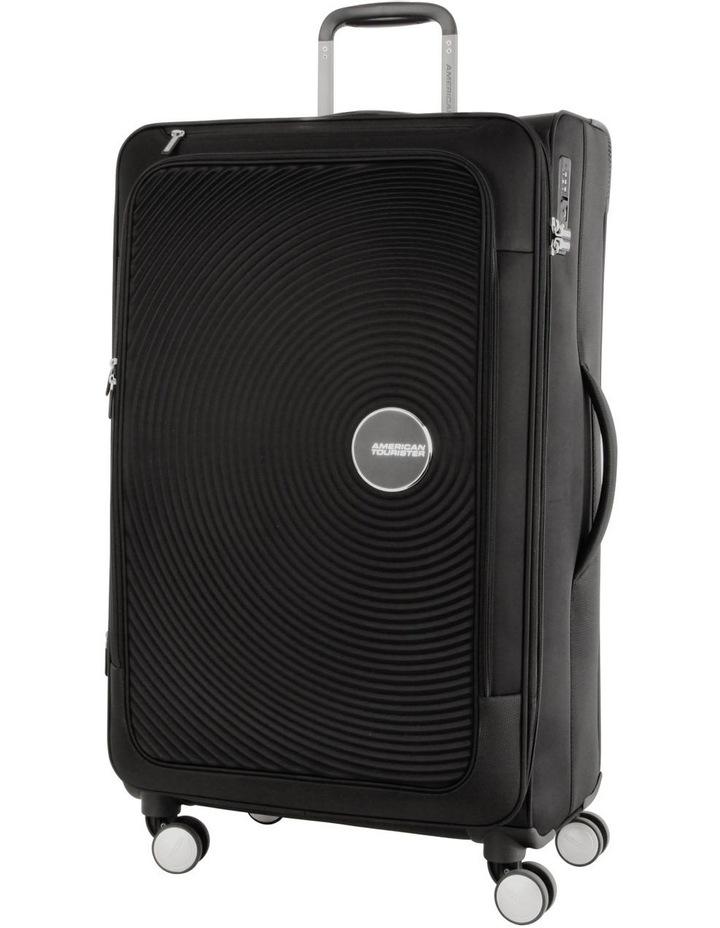 Curio SS Softside Spinner Case 69cm Black image 1