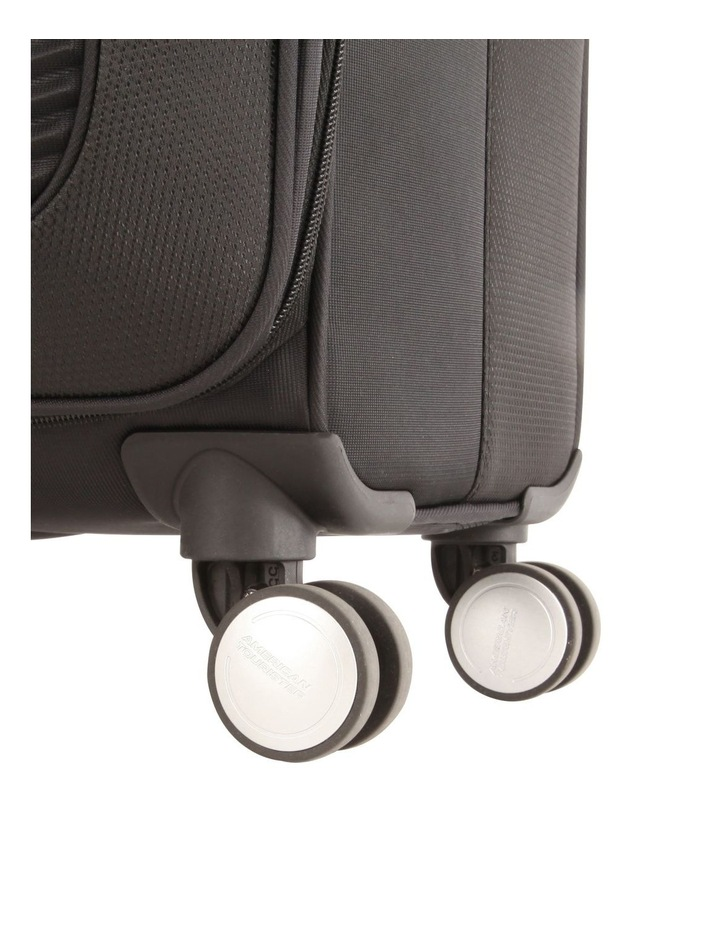 Curio SS Softside Spinner Case  55cm Black image 7