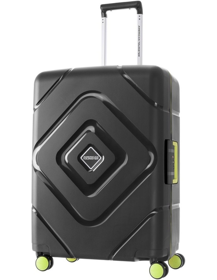 Trigard Hardside Spinner Case Medium 66cm Black image 1