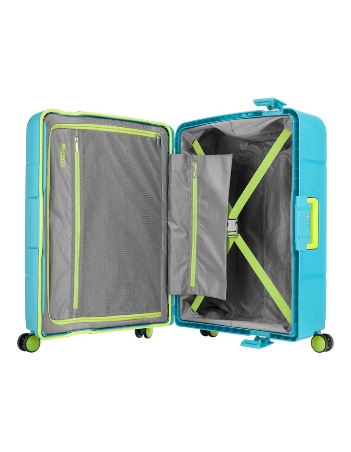 Trigard Hardside Spinner Case Large 79cm Scuba Blue image 2