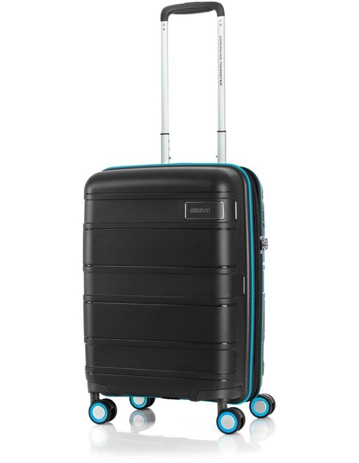 Litevlo 55cm Black Turquoise 2.3kg image 1