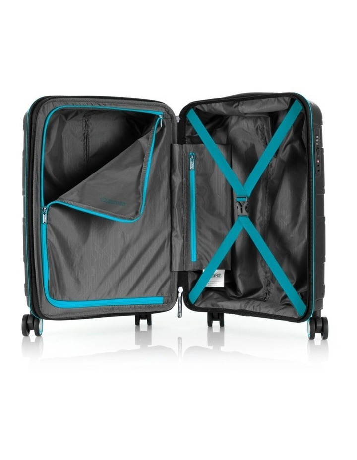 Litevlo 55cm Black Turquoise 2.3kg image 2