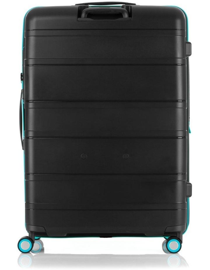 Litevlo 82cm Black Turquoise 4kg image 3