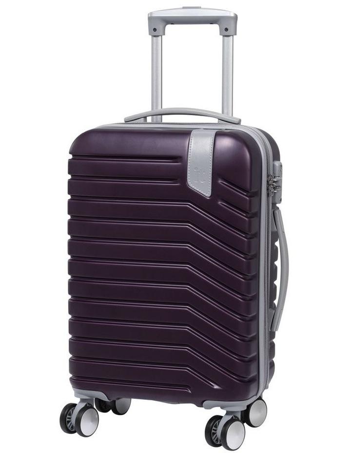 Imperative Hardside Suitcase Small 54cm - Potent Purple image 1