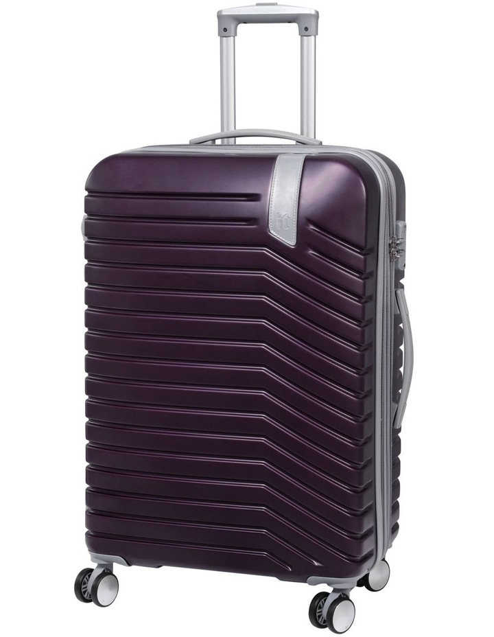 Imperative Hardside Suitcase Med 70cm - Potent Purple image 1