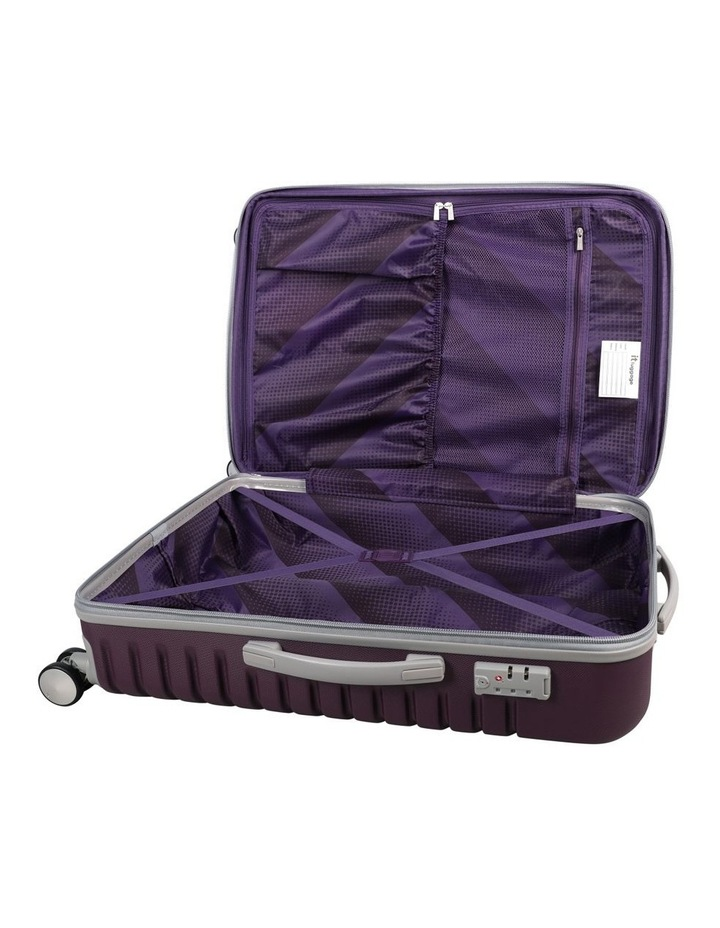 Imperative Hardside Suitcase Med 70cm - Potent Purple image 2